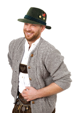 Complete your Oktoberfest Outfit with a Hat that Fits Great!