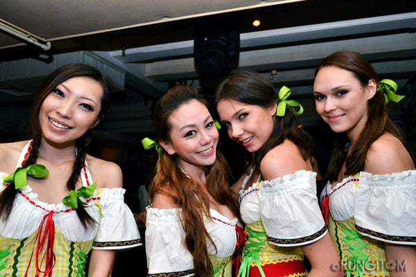 Throwing a german costume party tips and tricks oktoberfesthaus so rest assuredyou can use your german oktoberfest costume for years to come solutioingenieria Images
