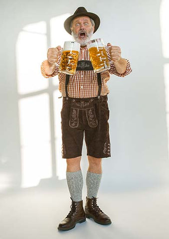 Oktoberfest Party at Home