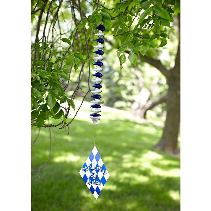 30-Inch Oktoberfest Danglers - 30-Inch, Below $10, Foil, Hanging Decorations, Multi-Color, Oktoberfest, PS- Oktoberfest Decorations, PS- Oktoberfest Essentials-All OKT Items, PS- Oktoberfest Hanging Decor, Top-OFST-B - 2 - 3