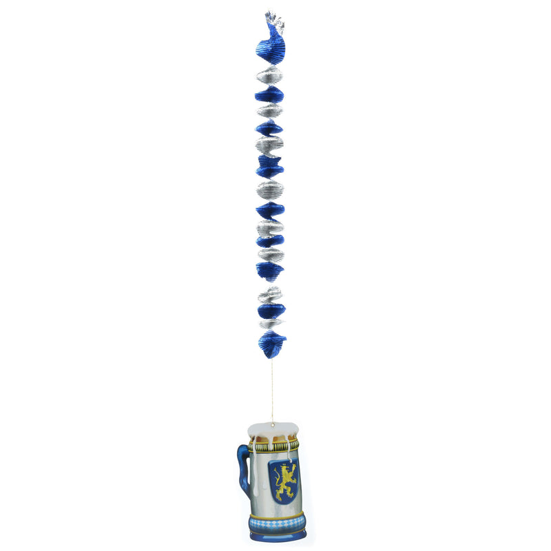 30-Inch Oktoberfest Danglers - 30-Inch, Below $10, Foil, Hanging Decorations, Multi-Color, Oktoberfest, PS- Oktoberfest Decorations, PS- Oktoberfest Essentials-All OKT Items, PS- Oktoberfest Hanging Decor, Top-OFST-B - 2 - 3 - 4