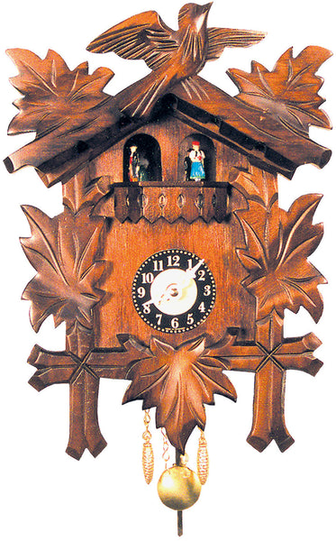 Black Forest Quartz Cuckoo Clock