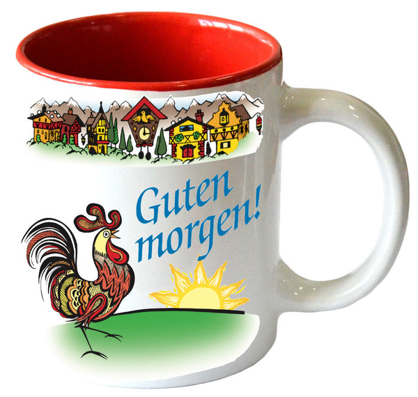 Gift for German Coffee Mug