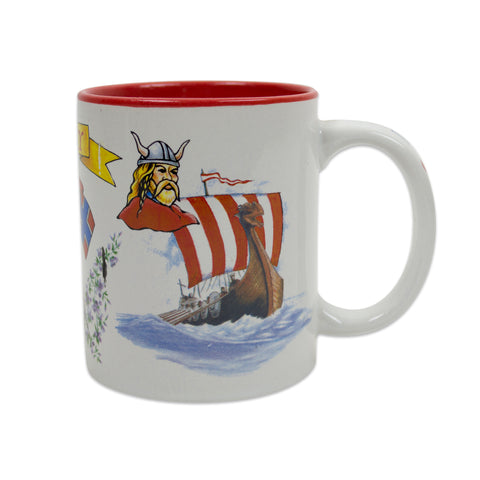 Gift for Norwegian Coffee Mug