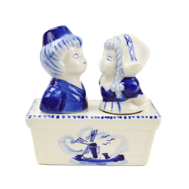 Collectible Pepper and Salt Shakers: Boy & Girl