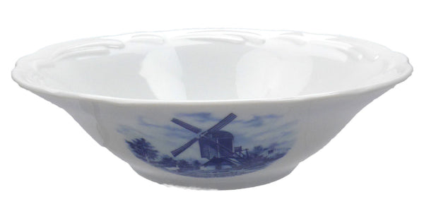 Delft Porcelain Blue Bowl