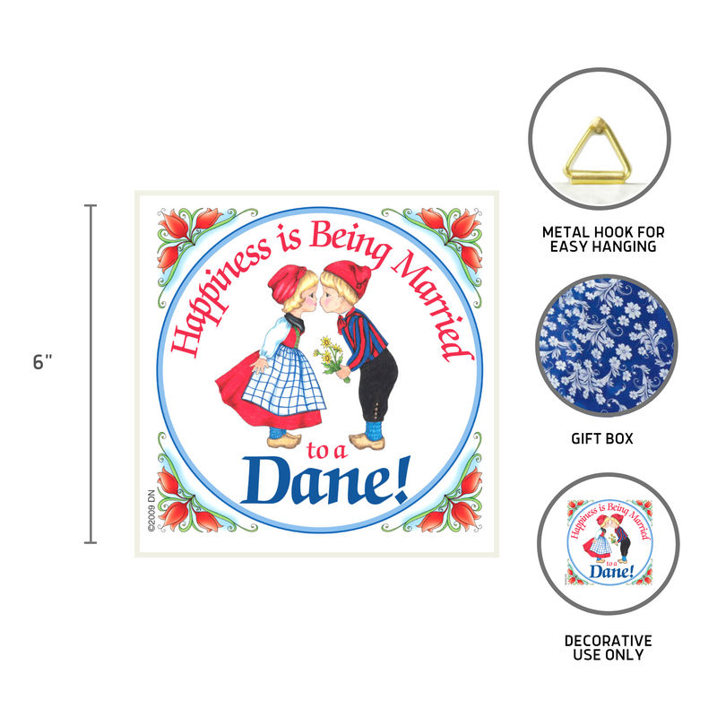 Kitchen Wall Plaques Happy Danish