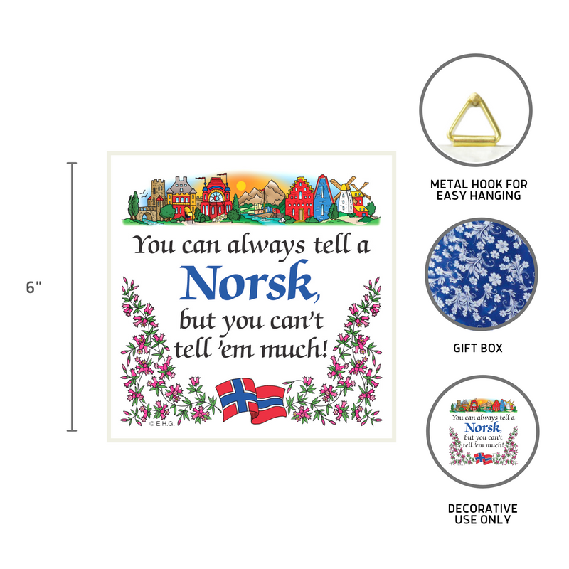 Kitchen Wall Plaques Tell A Norsk