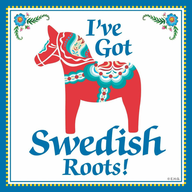 Kitchen Wall Plaques Swedish Roots