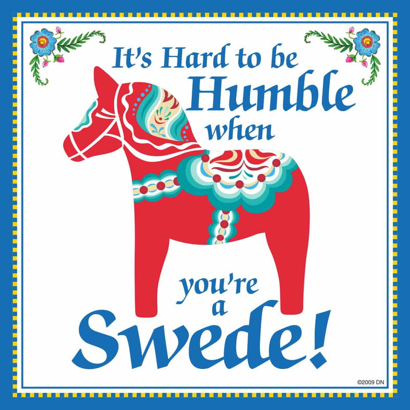 Kitchen Wall Plaques Humble Swede