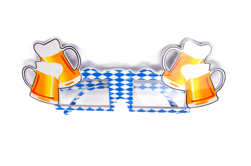 Okotberfest Party Glasses: Bavarian Beer Mugs - Beer Mugs, German, Glasses, New Products, NP Upload, PS- Oktoberfest Party Favors, Under $10, Yr-2016 - 2