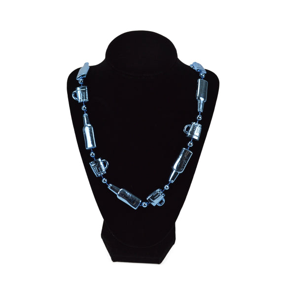 Festival Party Beads Steins/Bottles-Blue