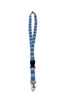 German Oktoberfest Party Lanyard Bavarian Design