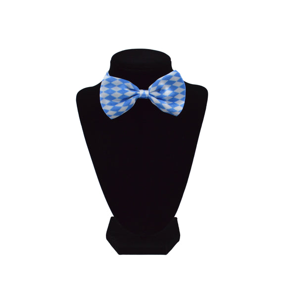 German Oktoberfest Party Bowtie Bavarian Design