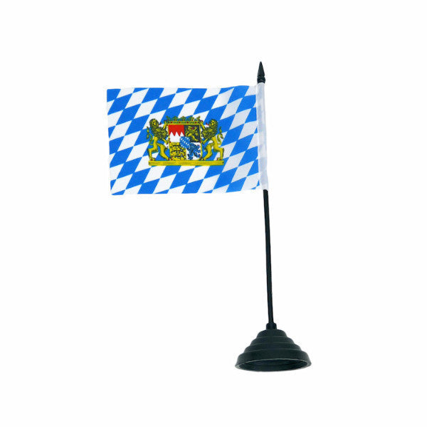 Oktoberfest Party Table Flag Decorations - 4x6, Bayern, Collectibles, Decorations, Flags, German, Germany, Hanging Decorations, Home & Garden, Medium, Oktoberfest, PS- Oktoberfest Decorations, PS- Oktoberfest Essentials-All OKT Items, PS- Oktoberfest Hanging Decor, PS- Oktoberfest Table Decor, Size, Small, Tableware, Top-GRMN-B