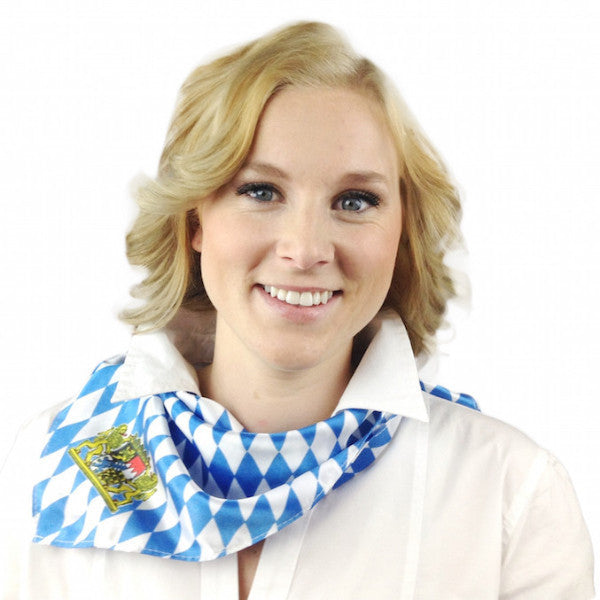Oktoberfest  Neck Scarf Costum - Apparel, Apparel-Costumes, Bayern, Collectibles, German, Germany, Home & Garden, Oktoberfest, Top-GRMN-B