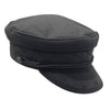 Deluxe Black Fisherman Hat