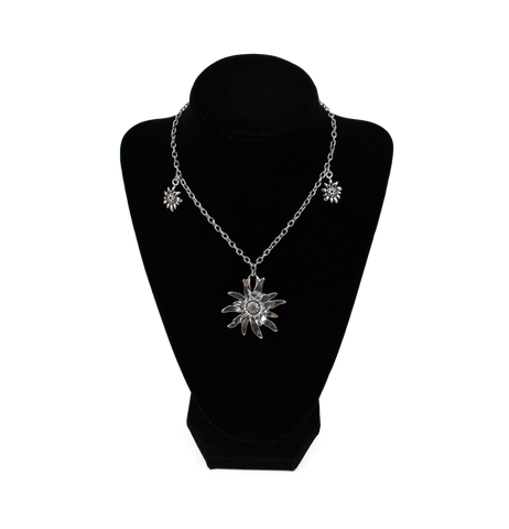 German Edelweiss Necklace