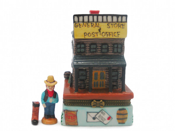Western Store & Post Office Treasure Boxes