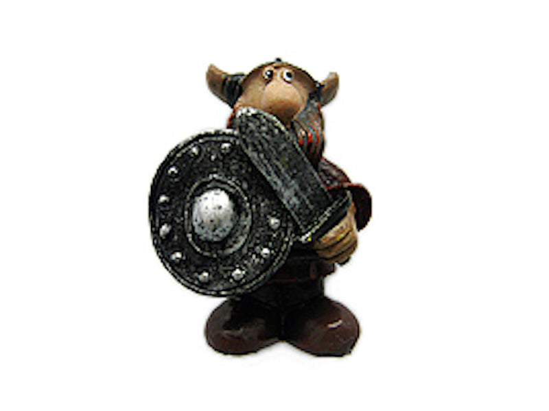 Viking Miniature Gift Magnet 1.5 inches - Below $10, Collectibles, Decorations, Home & Garden, Kitchen & Dining, Kitchen Magnets, Magnets-Refrigerator, Norwegian, PS-Party Favors, Scandinavian, Viking