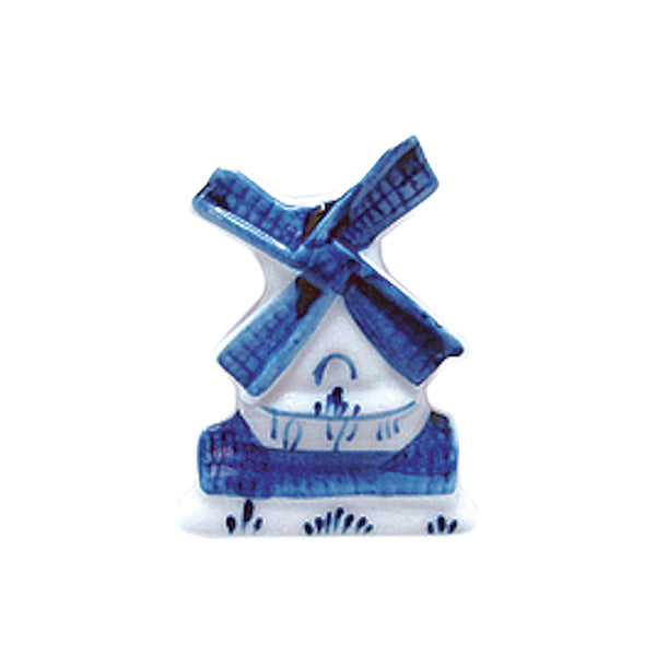 Novelty Windmill House Magnet