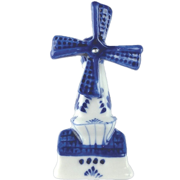 Dutch 3 D Windmill Souvenir Magnets