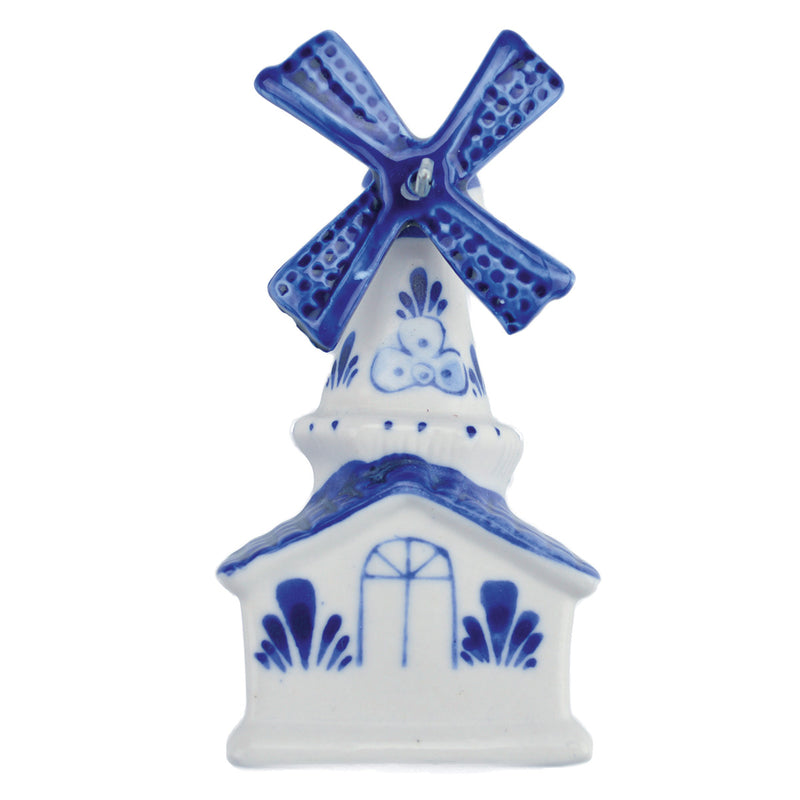 Dutch 3 D Windmill House Souvenir Magnets
