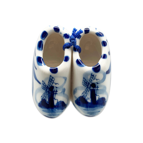 Delft Wooden Shoes Magnet Gifts