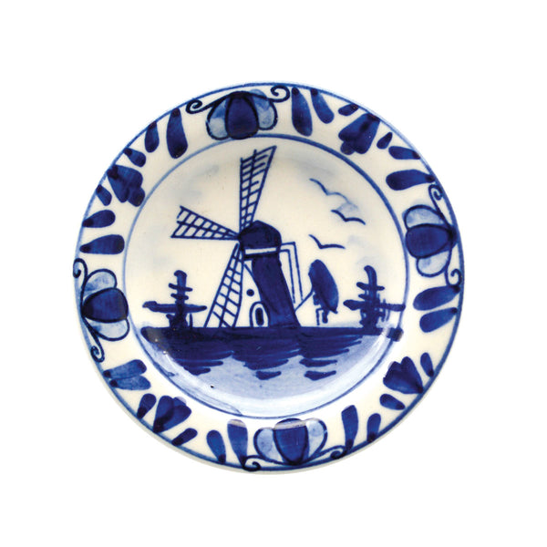 Plate Magnet With Windmill