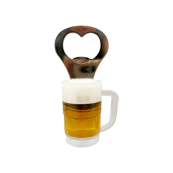 Magnetic Bottle Openers Beer Stein Refrigerator Magnet