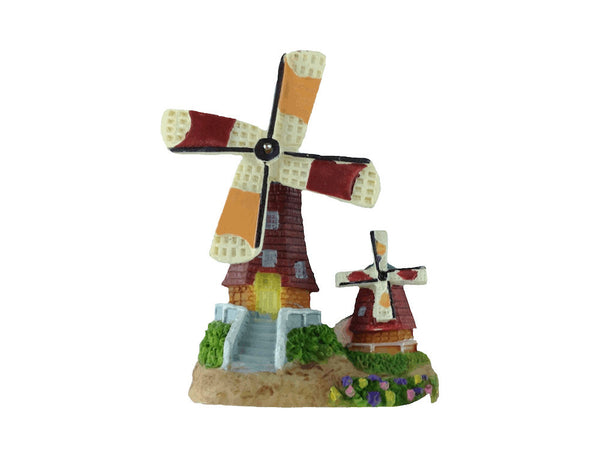 Decorative Windmill Dutch Kitchen Magnet