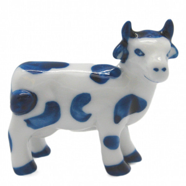 Porcelain Porcelain Delft Happy Cow