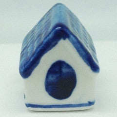 Delft Blue Ceramic Dog House - Animal, Collectibles, Delft Blue, Dutch, Figurines, General Gift, Home & Garden, Miniatures, Miniatures-Dutch, PS-Party Favors - 2 - 3