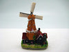 Dutch Miniature Windmill Collectible