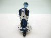 Miniature Musical  Dog With Trumpet Delft Blue