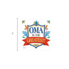 German Oma Magnetic Gift Tile
