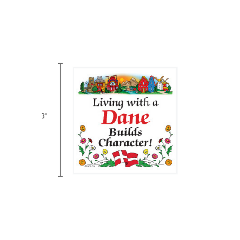 Danish Shop Magnet Tile Living With Dane