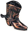 Pencil Sharpener: Cowboy Boot