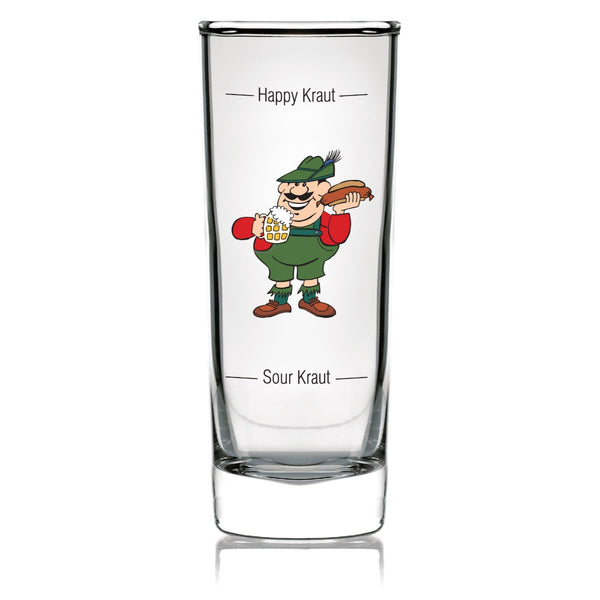 Oktoberfest Party Favor Shooter Grouchy German Clear
