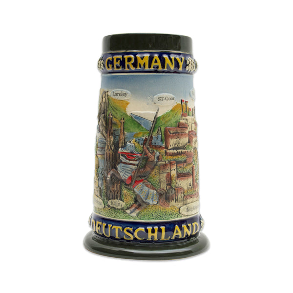 Legends of Germany Collectible Beer Stein