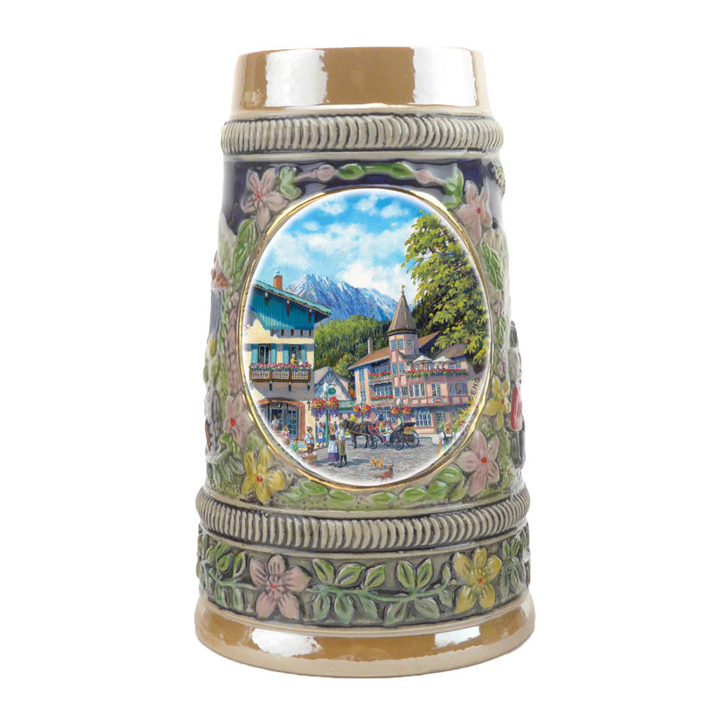 Summer in Germany Ceramic Shot Glass Stein Collection -1
