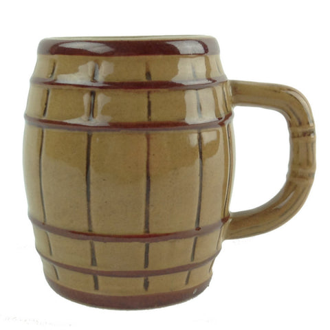 Beer Barrel Shot Glass Stein