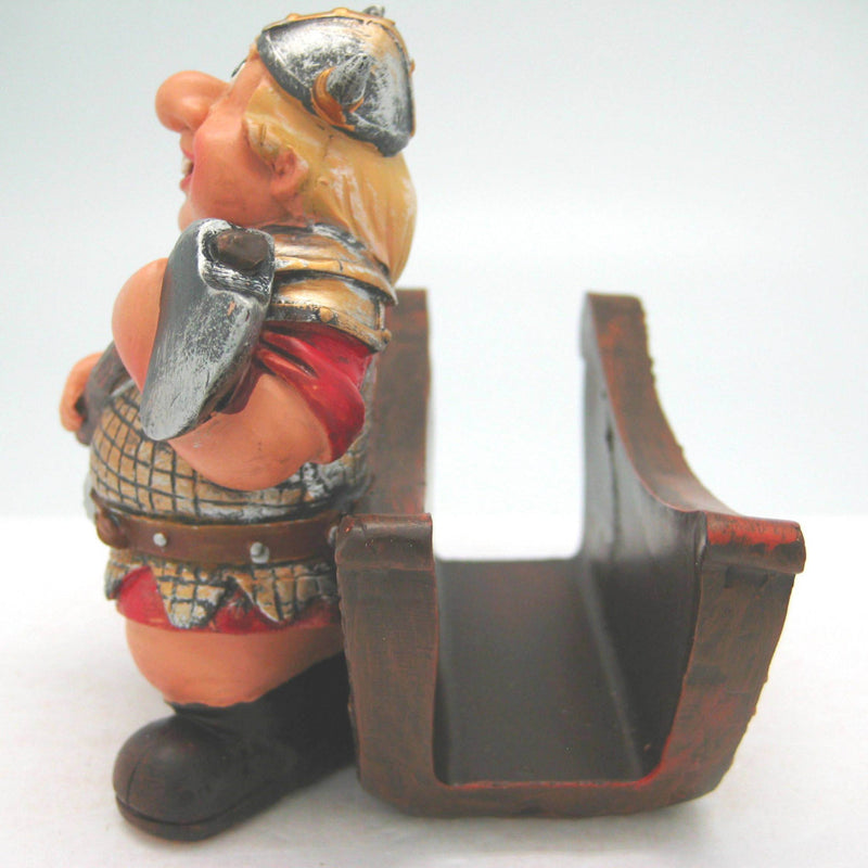 Paper Napkin Holder Norwegian - Below $10, Collectibles, Decorations, Home & Garden, Napkin Holders, Norwegian, PS-Party Favors, Scandinavian, Viking - 2 - 3 - 4