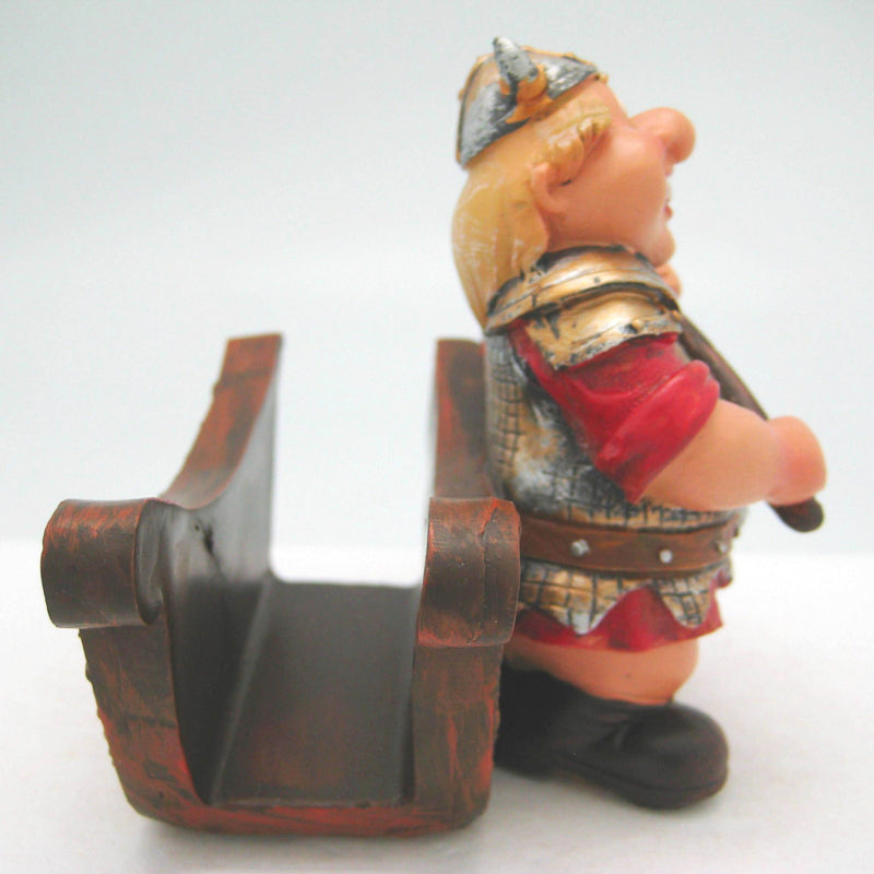 Paper Napkin Holder Norwegian - Below $10, Collectibles, Decorations, Home & Garden, Napkin Holders, Norwegian, PS-Party Favors, Scandinavian, Viking - 2 - 3