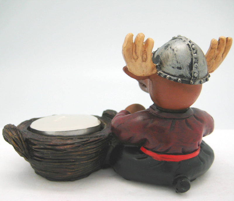 Moose Candle Votive Holder - Below $10, Candle Holders, Candles, Decorations, General Gift, Home & Garden, PS-Party Favors, Scandinavian, swedish, Votive - 2 - 3