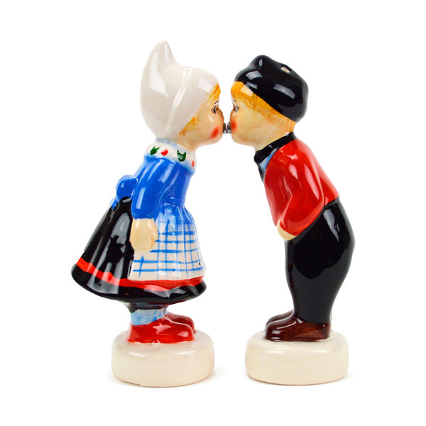 Collectible Magnetic Salt & Pepper Shakers Dutch