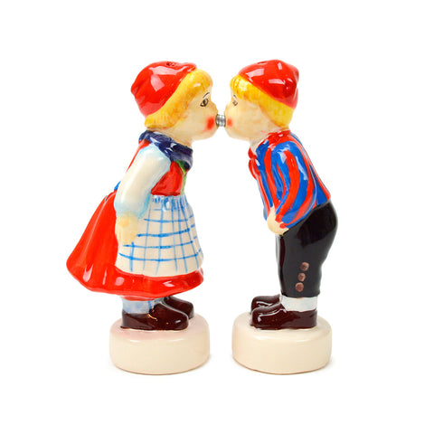 Collectible Magnetic Salt & Pepper Shakers Danish