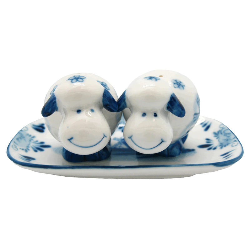 Unique Salt & Pepper Shakers Happy Sheep