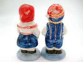 Vintage Salt & Pepper Shakers Scandinavian Standing Couple - Below $10, Collectibles, Danish, Decorations, Home & Garden, Kitchen Decorations, PS-Party Favors, S&P Sets, S&P Sets-Scandi, Scandinavian, Tableware, Under $10 - 2