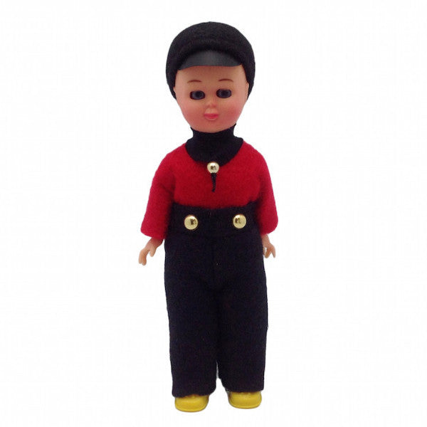 Dutch Boy Doll In Dutch Costume